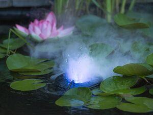 Ubbink Teichnebler Mystmaker III outdoor mit LED