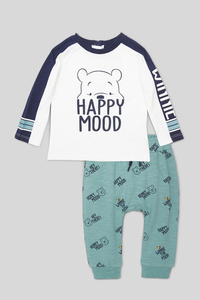 Winnie Puuh - Baby-Outfit - 3 teilig