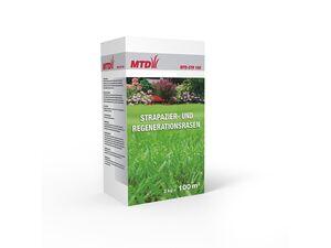 MTD Strapazier- und Regenerationsrasen »MTD-STR 100«, 2 kg, für  100 m² Rasenfläche