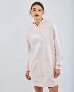 Puma Classics T7 Hooded - Damen Kleider