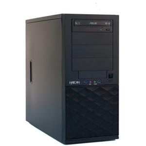 Hyrican Pro CTS00680 Business-PC [Ryzen 5 3400G / 16GB RAM / 1000GB m.2 SSD / Vega 11 / AMD B350 / Win10 Pro]