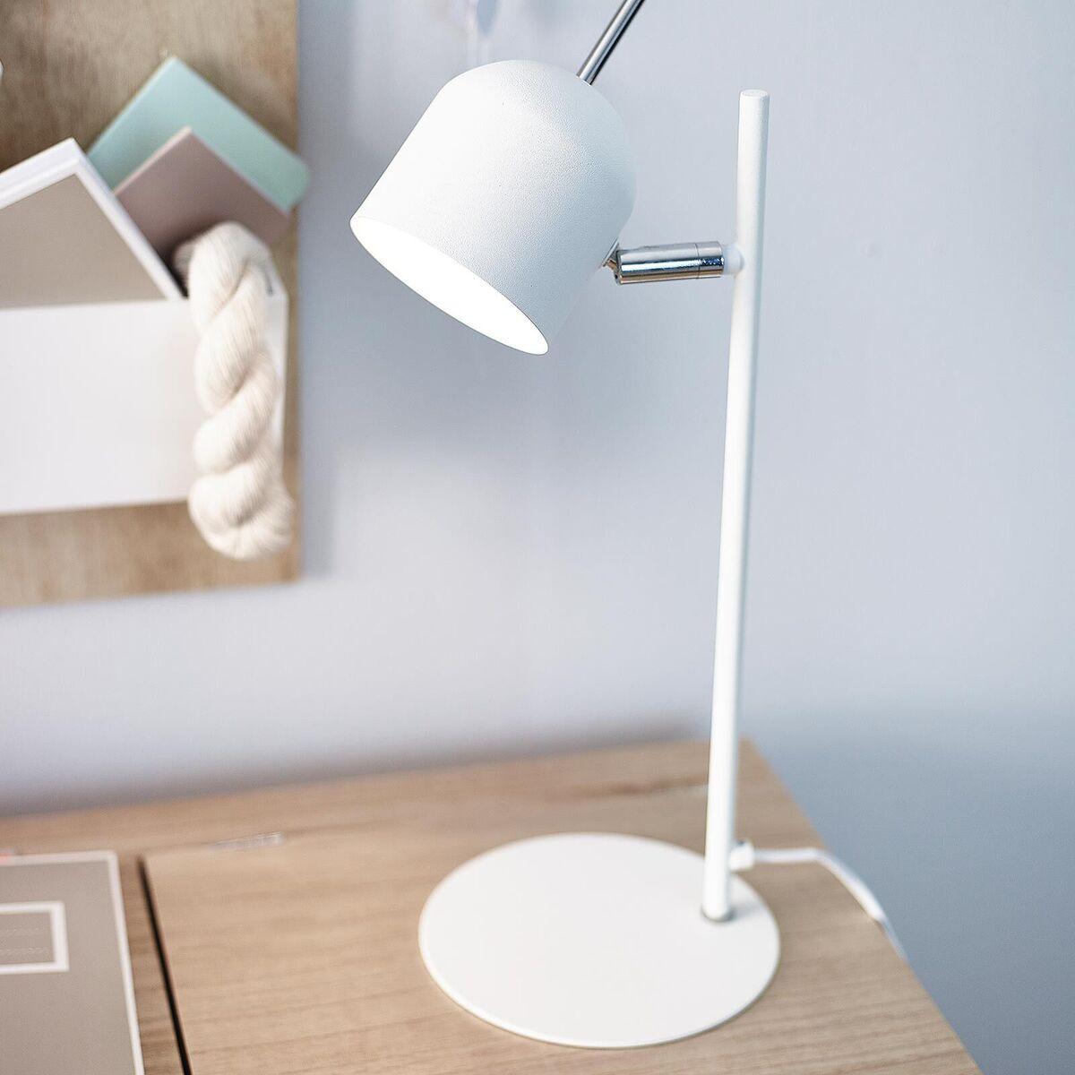 Bild 2 von Tischleuchte LED, D:17cm x H:44cm, weiß