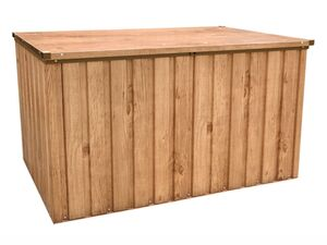 tepro Metall-Gerätebox Holz-Dekor Eiche