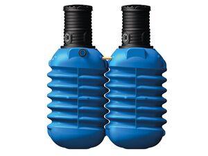 4rain Erdtank »MODULARIS«, für Regenwasser, 5000 Liter Volumen, inklusive PE- Deckel
