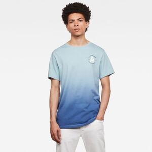 Logo GR Dip Dye T-Shirt