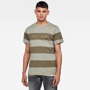 Block Stripe GR T-Shirt