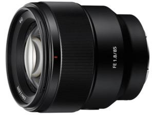 SONY SEL85F18 85 mm f/1.8 ED, DMR, Circulare Blende (Objektiv für Sony E-Mount