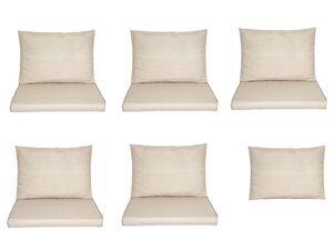 Madison Kissen Set »Provence Corner Premium«, 5 Sitz- und 6 Rückenkissen, enthält Baumwolle