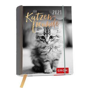 Buchkalender Für Katzenfreunde 2021
