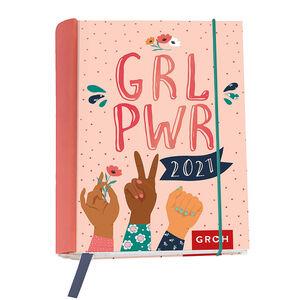 Buchkalender GLR PWR 2021