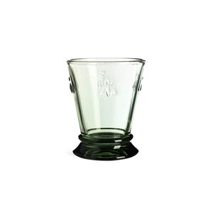 Trinkglas Biene, 270ml, grün