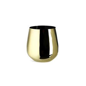 Becher Edelstahl, 450ml, gold