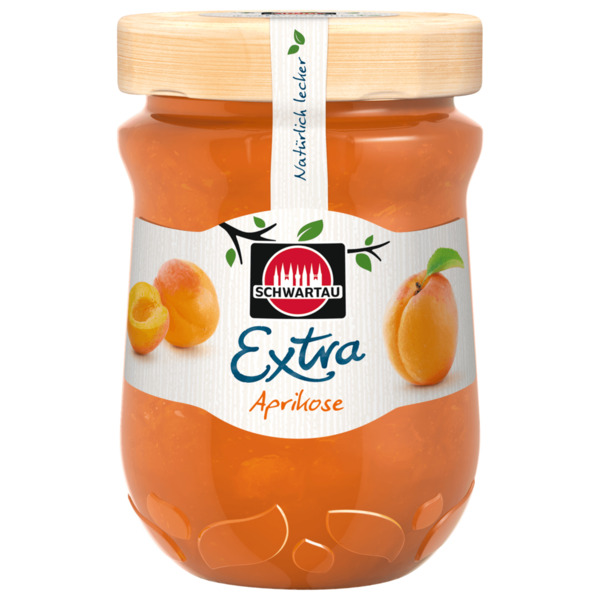 Schwartau Extra Konfitüre Aprikose