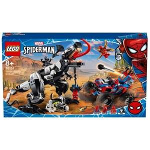 LEGO Marvel Super Heroes 76151 Spider-Man Venomsaurus Ambush