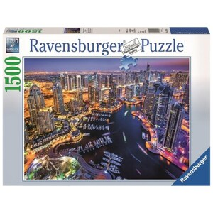 Ravensburger Puzzle: Dubai am Persischen Golf, 1500 Teile