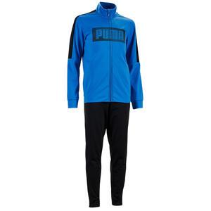 Trainingsanzug Puma schwarz/blau