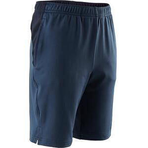Shorts kurz Synthetik atmungsaktiv S500B Gym Kinder blau