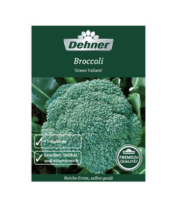 Dehner Premium Samen Broccoli 'Green Valiant'