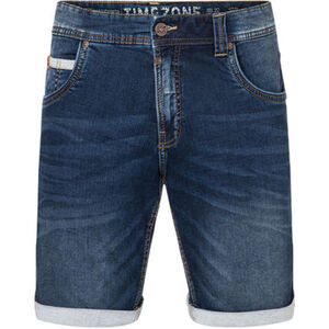 "Timezone Shorts ""Slim Scotty TZ"", Slim Fit, 5-Pocket, Reißverschluss, Medium Waist, für Herren"