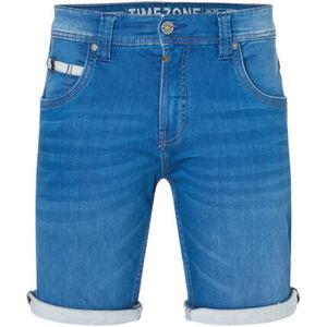 """Timezone Shorts """"Slim Scotty TZ"""", Slim Fit, 5-Pocket, Reißverschluss, Medium Waist, für Herren"""