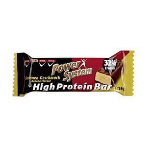 Power System High Protein Bar versch. Sorten,  jeder 35-g-Riegel