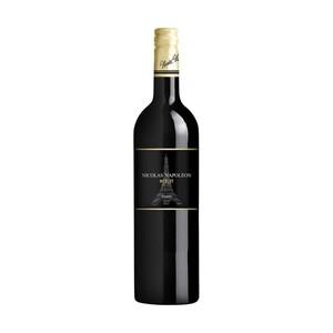 Frankreich Nicolas Napoléon Merlot,  Cabernet Sauvignon oder Rose trocken, jede 0,75-l-Flasche