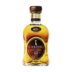 Cardhu Single Malt Scotch Whisky 40 % Vol., jede 0,7-l-Flasche