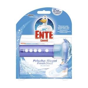 WC Ente Anti-Kalk/Schmutz-Schild 750 ml oder WC Ente Frische Siegel versch. Sorten, jede Flasche/Starterpackung