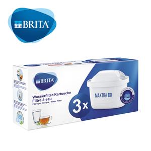 Filterkartuschen - 3er-Pack - reduziert zuverlässig den Kalkgehalt des Wassers sowie geruchs- und geschmacksstörende Stoffe
