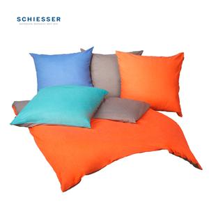 Renforcé- oder Mako-Satin-Bettwäsche 100 % Baumwolle, versch. Größen ab,  Edel-Jersey-Spannbetttuch versch. Farben und Größen z. B. 100 x 200 cm je 12,99 €
