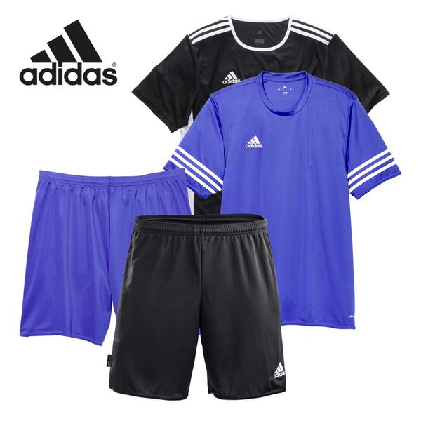 Trikot oder Shorts verschiedene Farben und Größen, je