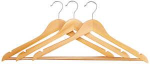 K-CLASSIC  Holz-Kleiderbügel