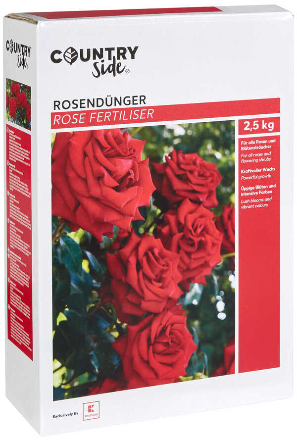 COUNTRYSIDE®  							Rosendünger