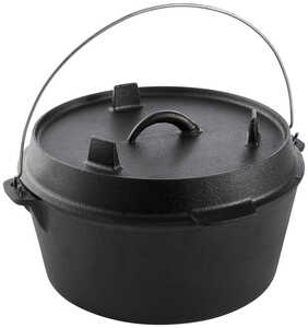 COUNTRYSIDE®  							Gusseisen-Topf (Dutch Oven)
