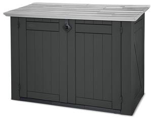 Mülltonnenbox Store It Out Max Anthrazit  – 160 x 90 x 119 cm