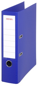 Sigma Ordner, breit, blau, 5 Stück