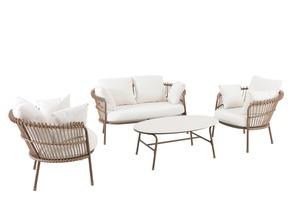 Tarrington House Sofa-Set 4 Personen