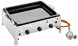METRO Professional 3-Brenner-Gasbräter