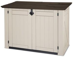 Garten-Gerätebox Store It Out Beige / Braun 82 x 146 x 125 cm