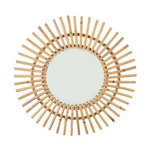 COTTAGE Spiegel sonnenförmig Ø56cm