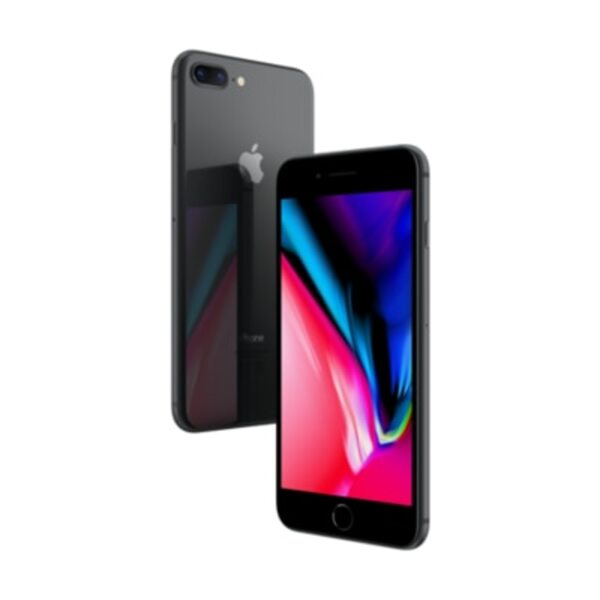 Apple iPhone 8 Plus 64 GB Space Grau MQ8D2ZD/A