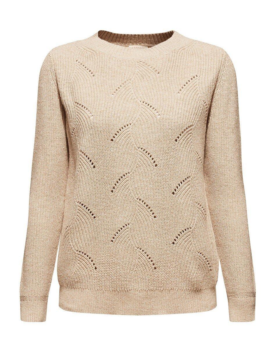 Bild 1 von Esprit - Pullover mit Struktur-Muster