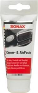 SONAX 308000 Chrom- & AluPaste 75 ml