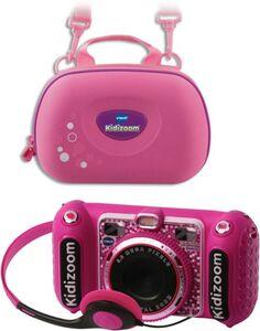 VTech - Kidizoom Duo DX - pink - inkl. Tragetasche