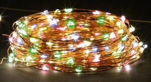 I-Glow LED Solar-Lichterkette, Farbwechsel