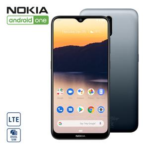 "Smartphone 2.3 · Dual-Rückkamera (13 MP/2 MP) · Frontkamera (5 MP) · 2-GB-RAM, 32 GB interner Speicher · mircoSD™-Slot bis zu 400 GB · nanoSIM  · Android™ 9.0, Bildschirmdiagonale: 6,2""/15"