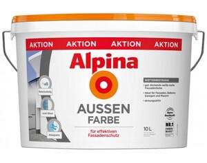 Alpina Außenfarbe