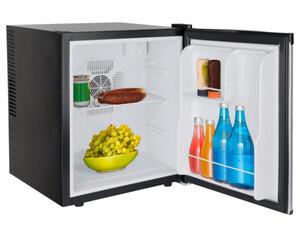 Cuisinier Mini-Kühlschrank 87112520433 weiß/schwarz
