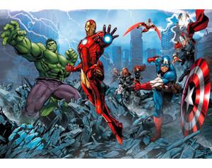 Fototapete Avengers