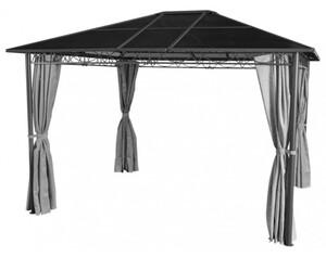 Grasekamp Pavillon Hardtop Meran 3 x 3,6m